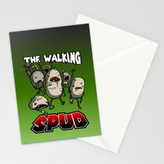 The Walking Spud Stationery Cards