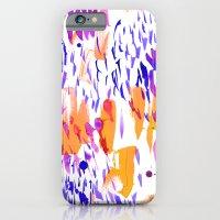 Lanai Orange iPhone 6 Slim Case
