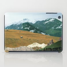 Experiment am Berg 21 iPad Case