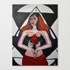vv Canvas Print