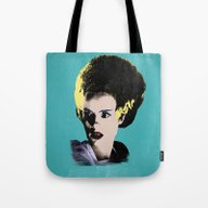 The Beautiful Bride Of F… Tote Bag