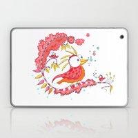 The bird Laptop & iPad Skin
