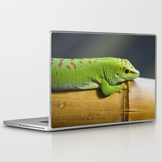 Mr. Green Laptop & iPad Skin