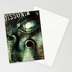 Dissonia Stationery Cards
