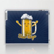 Beer Hugs Laptop & iPad Skin
