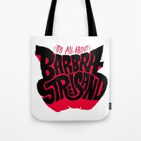 Barb's Climate Conspirac… Tote Bag