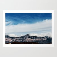 Atmospheric Art Print