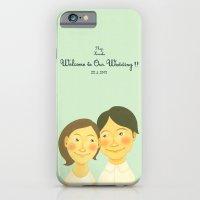 S&K Happy Wedding !! iPhone 6 Slim Case