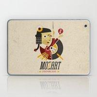 Mozart - Stereophonic Sound   Laptop & iPad Skin