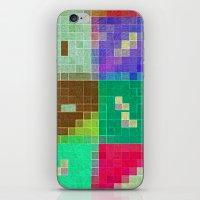 SQUARISTICS iPhone & iPod Skin