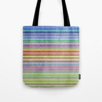 Stripes I Tote Bag