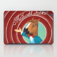 That Is Odd iPad Case