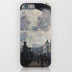 Monet - The Gare St. Lazare iPhone 6s Slim Case
