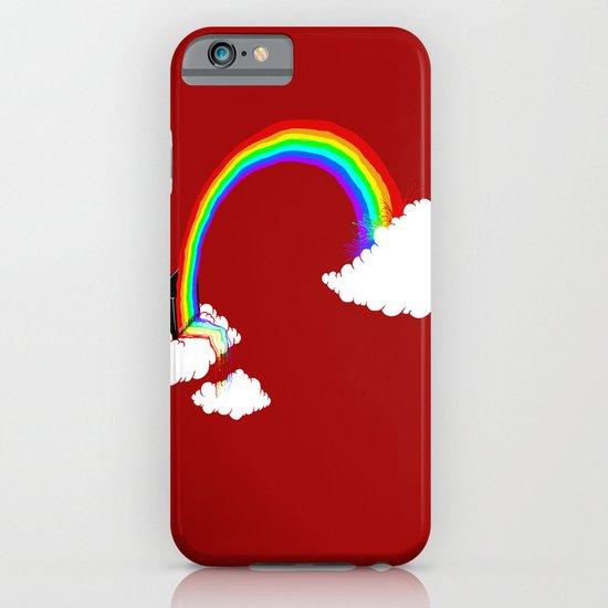 Rainbow TV iPhone & iPod Case