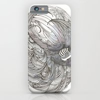 iPhone & iPod Case featuring A Descent into the Maelstrom by PiqueStudios