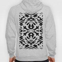 Arrow Tribe Black & Whit… Hoody