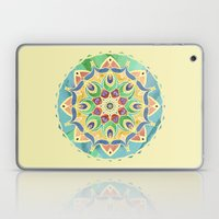 Sand and Silk Mandala 2 Laptop & iPad Skin