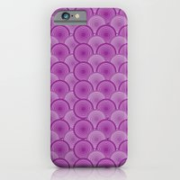 iPhone & iPod Case featuring Circular Wave by clickybird - Belinda Gillies