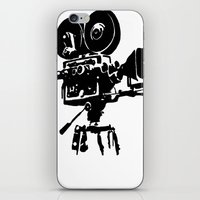 For Reel iPhone & iPod Skin