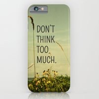 Travel Like A Bird Without a Care iPhone 6 Slim Case