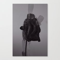 leaf five Canvas Print