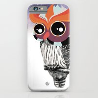 Owlin' it iPhone 6 Slim Case