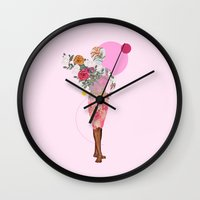 Anfisa Wall Clock