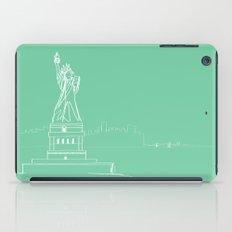 New York by Friztin iPad Case