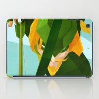 Like A Leaf On The Wind iPad Case