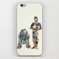 iPhone & iPod Skin featuring Modern Wars 1 by Bri.buckley