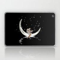 Sailing Cross the Sky Laptop & iPad Skin