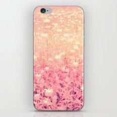 PINK PRAIRIE iPhone & iPod Skin
