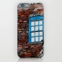 iPhone & iPod Case featuring The Wall  by Leanna Rosengren