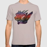 Gun神Dam Mens Fitted Tee Cinder SMALL