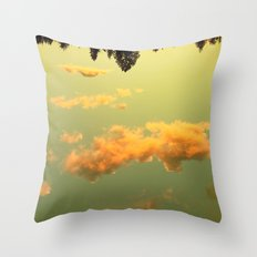 Skocean Throw Pillow