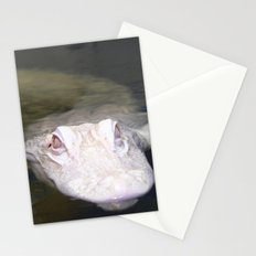 Ghost Gator Stationery Cards
