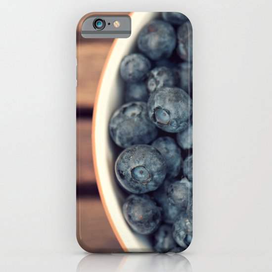 blueberries iPhone & iPod Case
