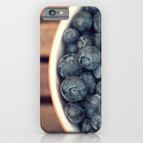 blueberries iPhone & iPod Case