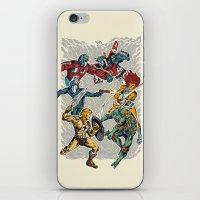80's Smash iPhone & iPod Skin