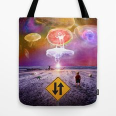 The Day of the Jellies Tote Bag