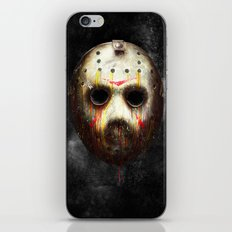Jason Voorhees iPhone & iPod Skin