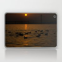 painting a golden picture...  Laptop & iPad Skin