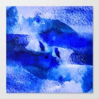 Zodiac Signs Pisces Canvas Print