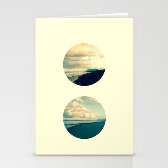 Days gone by Stationery Card