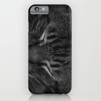 thor asleep iPhone 6 Slim Case