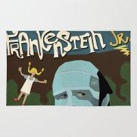 Young Frankenstein Rug