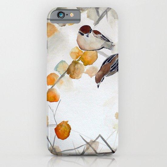 Fall iPhone & iPod Case