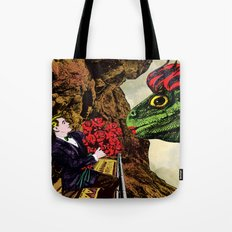 There were not magic words to be spoken Tote Bag