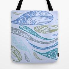 Pandora's Evils in BLUE Tote Bag