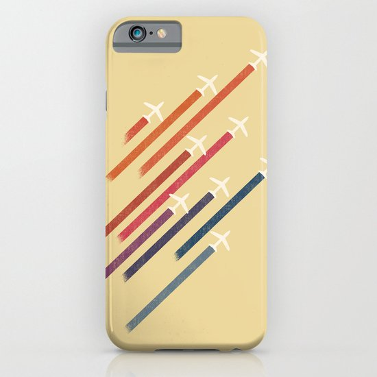 Aerial display (ver.2) iPhone & iPod Case